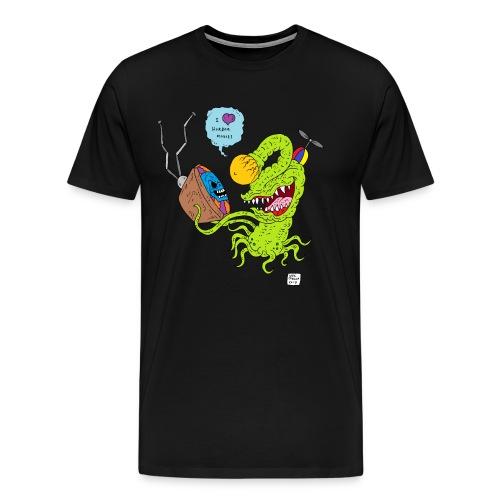 Horror Movies  - Men's Premium T-Shirt