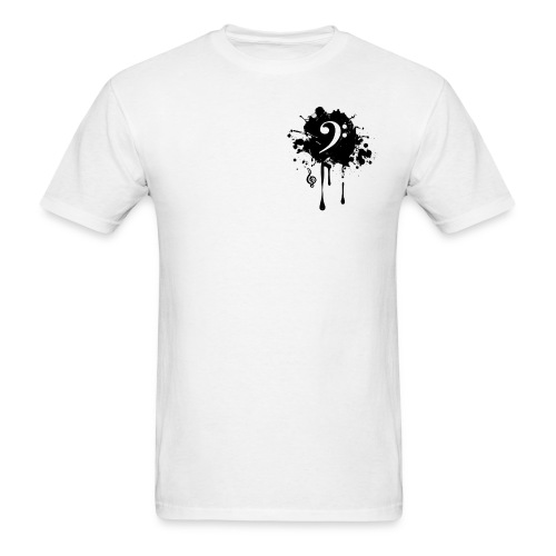 Men's Original White T-Shirt - Men's T-Shirt