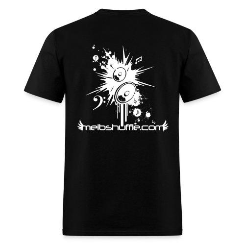 Men's Original Black T-Shirt - Men's T-Shirt