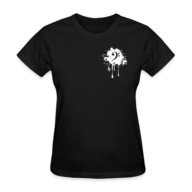 Women's Original Black T-Shirt
