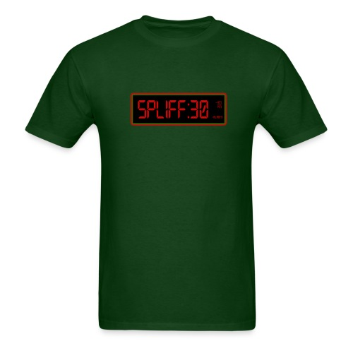 SPLIFF:30 Red Alert Tee - Men's T-Shirt