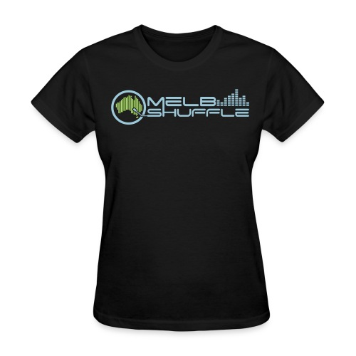 Women's Melbshuffle T-Shirt (Flex) - Women's T-Shirt