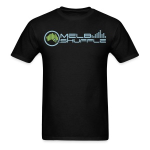 Men's Melbshuffle T-Shirt (Flex) - Men's T-Shirt