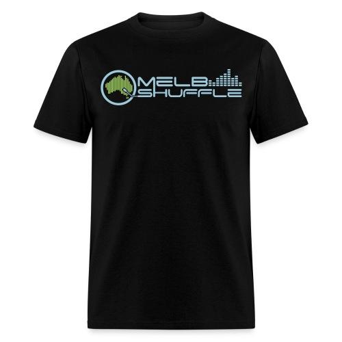 Men's Melbshuffle T-Shirt (Flex) - Men's T-Shirt