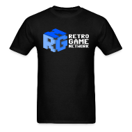 T-Shirts ~ Men's T-Shirt ~ Retro Game Network Logo T-shirt (Mens)