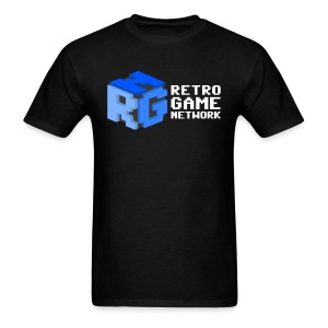 Retro Game Network Logo T-shirt (Mens) - Men's T-Shirt