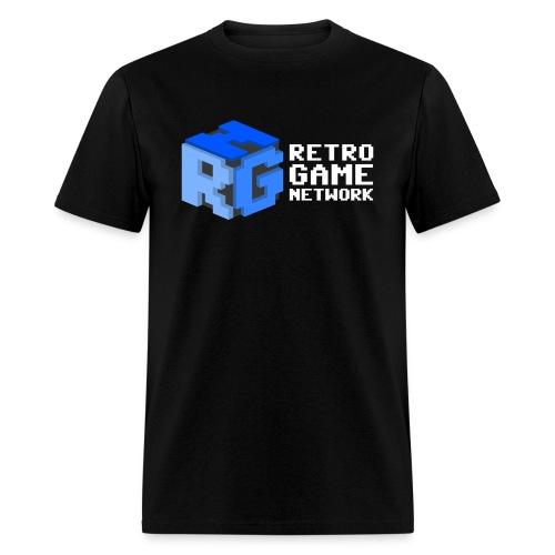 Retro Game Network Logo T-shirt (Mens) - Men's T-Shirt