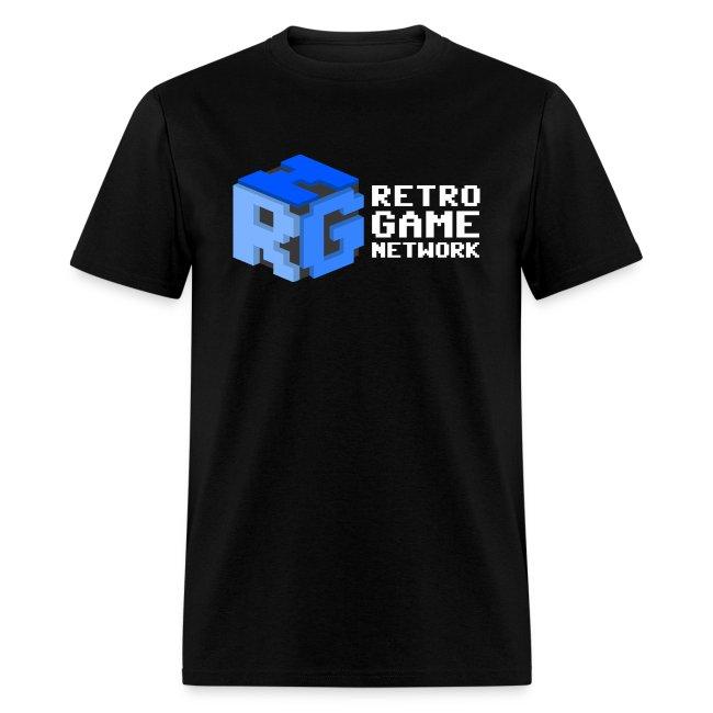 Retro Game Network Logo T-shirt (Mens)