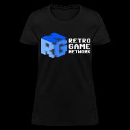 T-Shirts ~ Women's T-Shirt ~ Retro Game Network Logo T-shirt (Ladies)