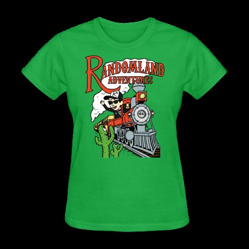 Randomland Railroad Women's T - Women's T-Shirt
