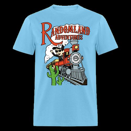 Randomland Railroad Men's / Unisex - Men's T-Shirt