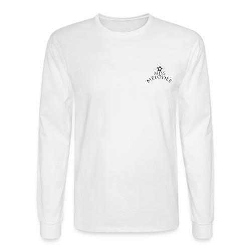 Men's Miss Melodee Long Sleeve T-Shirt - Men's Long Sleeve T-Shirt