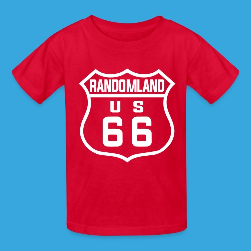 Randomland 66 KIDS - Kids' T-Shirt