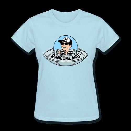 Randomland UFO (Women's) - Women's T-Shirt
