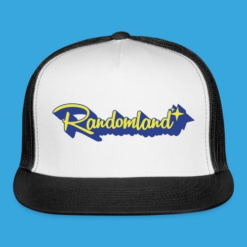 Super Randomland HAT! - Trucker Cap