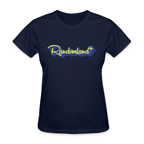 Super Randomland - Women's T - Women's T-Shirt