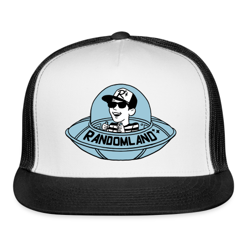 Randomland UFO Trucker Hat - Trucker Cap