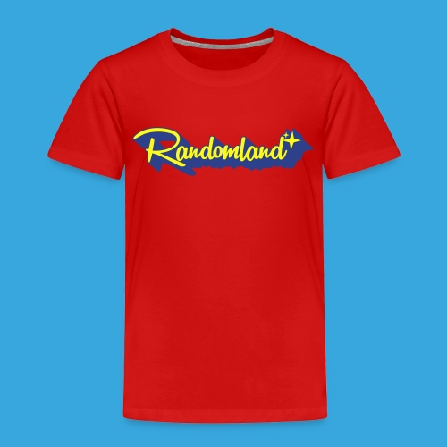 Super Randomland - Toddler T - Toddler Premium T-Shirt