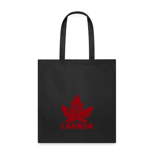 Cool Canada Tote Bags Canadian Maple Leaf Souvenir Bags  - Tote Bag