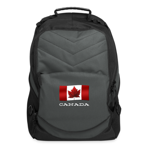 Canada Flag Back Pack Canada Varsity Bags - Computer Backpack