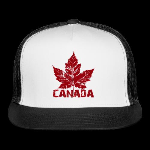 Canada Souvenir Baseball Caps & Trucker Hats - Trucker Cap