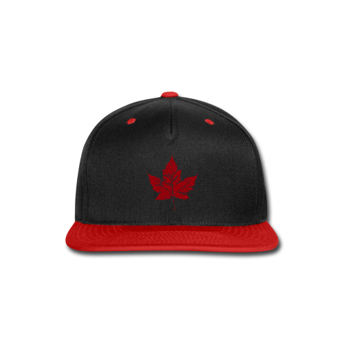 Canada Souvenir Baseball Caps & Trucker Hats - Snap-back Baseball Cap