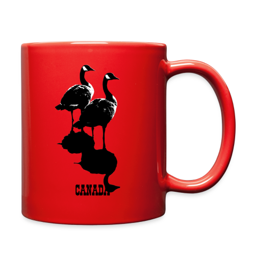 Canada Goose Mugs Personalized Canada Cups  Mugs - Full Color Mug