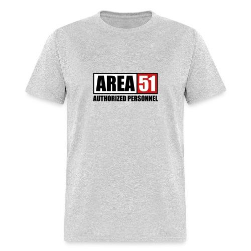 Area 51 - Men's T-Shirt