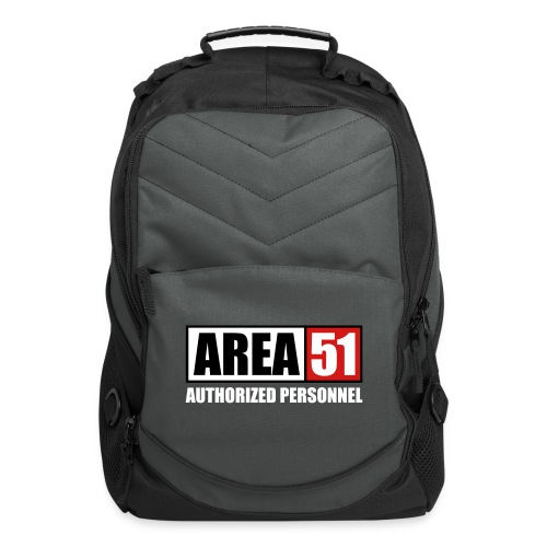 Area 51 Autorized personnel - Computer Backpack