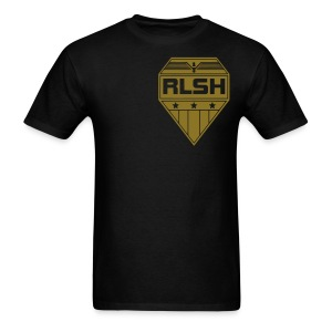 RLSH Official Badge Adult sizes - Men's T-Shirt