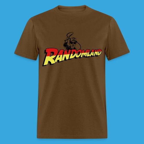 Randomland™ Adventurer Standard T-shirt - Men's T-Shirt