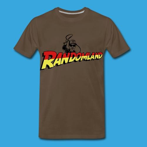Randomland™ Adventurer PREMIUM (Plus sizes) - Men's Premium T-Shirt