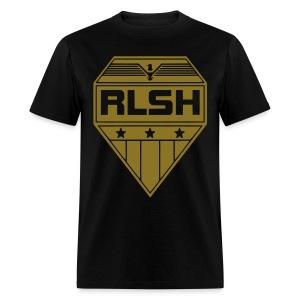 RLSH Official Badge Adult sizes - Men's T-Shirt