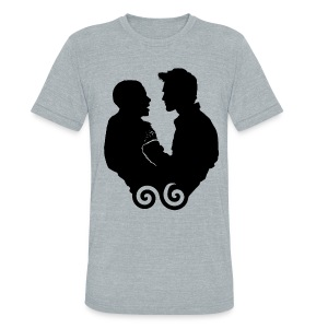 Sterek IV - Unisex Tri-Blend T-Shirt by American Apparel