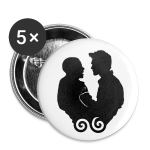 Sterek small pin pack - Small Buttons