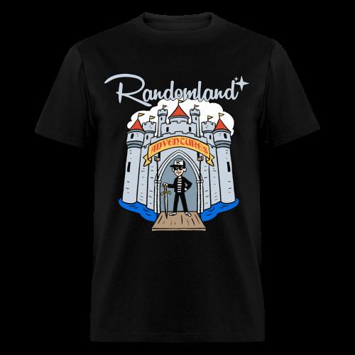 Randomland™ Castle! - Men's T-Shirt