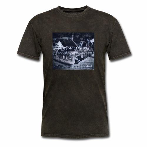 CCU Old Truck Photography - Men's T-Shirt