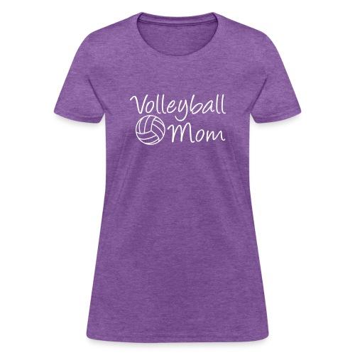 Volleyball Mom match day t-shirt - Women's T-Shirt