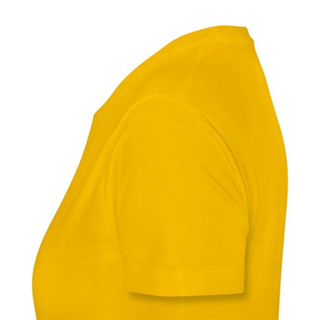 Gummibär (The Gummy Bear) St. Patrick's Day Woman's T-Shirt