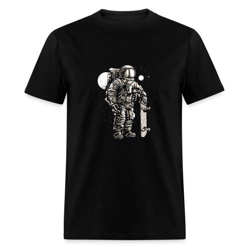 Astronaut Skater - Men's T-Shirt