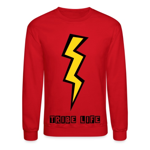 Flashy Life - Crewneck Sweatshirt