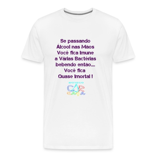 Alcool - Men's Premium T-Shirt