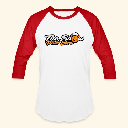 Snow Plow Baseball - Baseball T-Shirt
