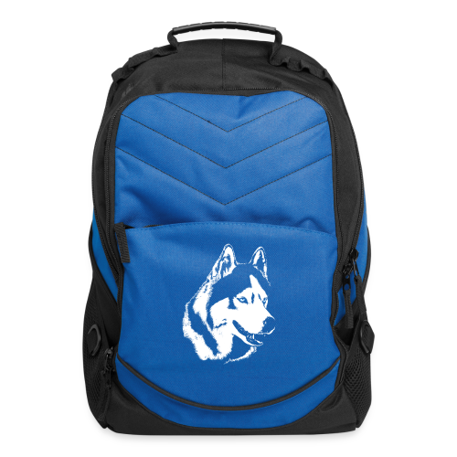 Husky Backpack Siberian Husky / Malamute Backpacks - Computer Backpack