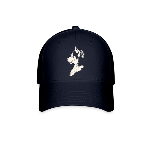 Husky Caps Siberian Husky Puppy Baseball Caps - Baseball Cap