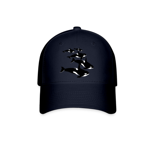 Orca Whale Caps Killer Whale Art Baseball Caps - Baseball Cap