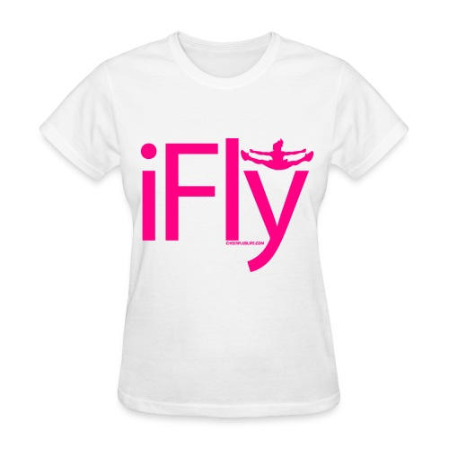 IFly Cheer Top - Women's T-Shirt
