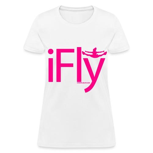 IFly Cheer Top - Women's T-Shirt
