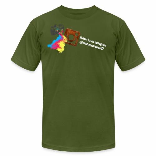 CCU Amy Instagram T - Men's  Jersey T-Shirt