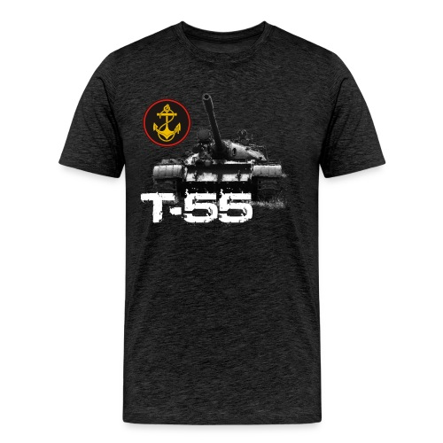 T-55 Armor Journal T-shirt - Men's Premium T-Shirt